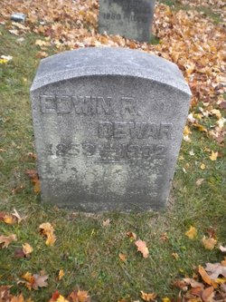 Edwin R. Dewar