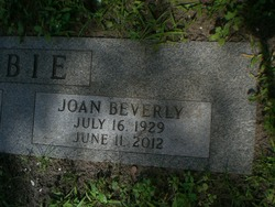 Joan Beverly <i>Bice</i> Obie