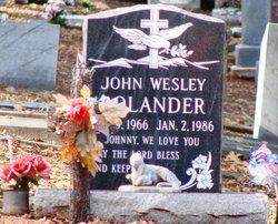 John Wesley Bolander