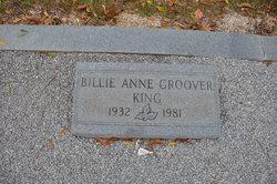 Billie Ann <i>Groover</i> King