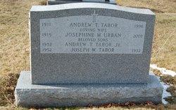Jozefa A Josephine <i>Urban</i> Tabor