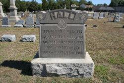 Rebecca M <i>Hand</i> Hall