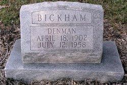 Denman Bickman