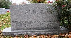 Olive Bell <i>McKenney</i> Arnold