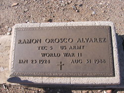Ramon Orosco Alvarez