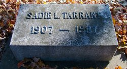 Sadie Lee <i>Thomas</i> Tarrant