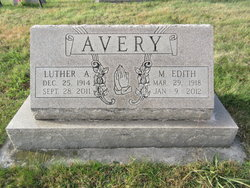 Luther A. Avery