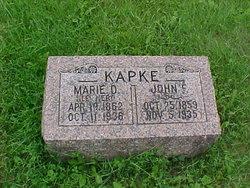 John F Kapke