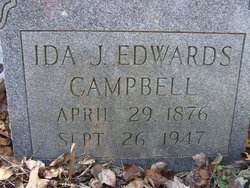 Ida Jane <i>Edwards</i> Campbell