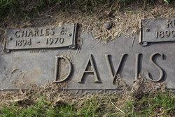 Charles Edward Charley Davis