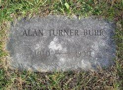 Alan T. Burr
