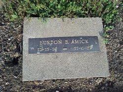 Burton B Amick