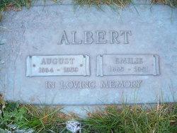 Amelie <i>Baker</i> Albert
