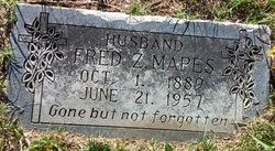 Fred Z. Mapes