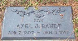 Axel J Bandt
