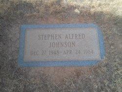 Stephen Alfred Johnson