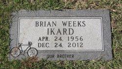 Brian Weeks Ikard