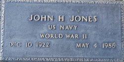 John Howard Jones