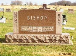 Delcie Jane <i>Mounts</i> Bishop