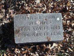 Mary E Bird