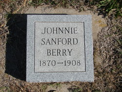 Johnnie Sanford Berry