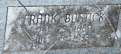 Frank Bostick