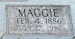 Margaret Elizabeth Maggie <i>Morehead</i> Busbey