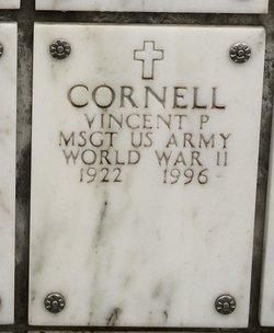 Vincent P Cornell