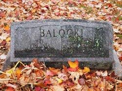 Virginia Gina <i>Baldi</i> Balocki