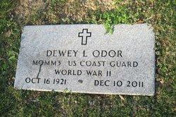 Dewey Lloyd Odor