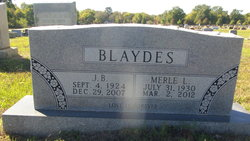 Mrs Merle <i>Law</i> Blaydes