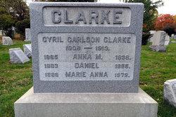 Anna M. Clarke