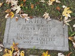 Frank Fahey