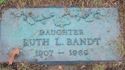 Ruth L Bandt
