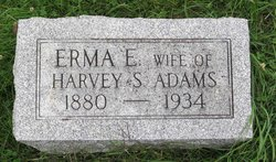 Erma E. <i>Shotwell</i> Adams
