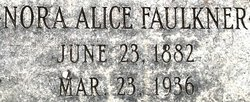 Nora Alice <i>Lucas</i> Faulkner