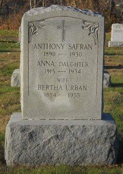 Bertha <i>Urban</i> Safran