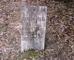 Harriett Ann Bickman
