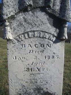 William Bacon