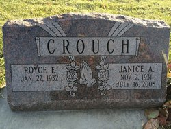 Janice Ann <i>Walden</i> Crouch