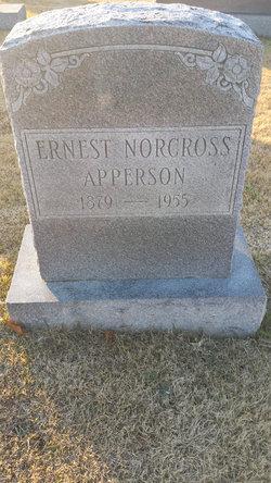 Ernest Norcross Apperson