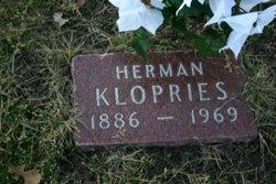Herman Klopries