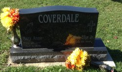Mary Anne <i>Roudebush</i> Coverdale