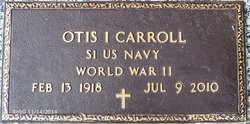 Otis Iverson Ike Carroll