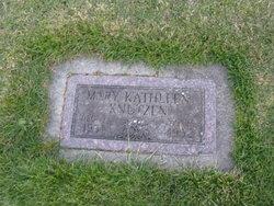 Mary Kathleen Knutzen
