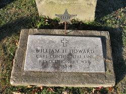 William H Howard