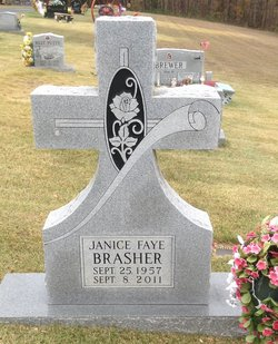 Janice Faye <i>Reynolds</i> Brasher