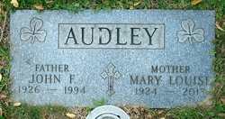 Mary Louise Audley