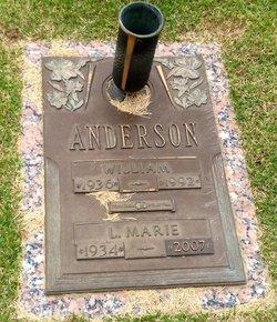 Lillian Marie <i>Garrard</i> Anderson