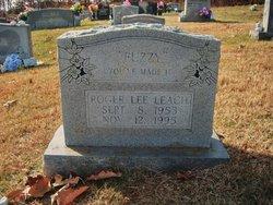 Roger Lee Fuzz Leach